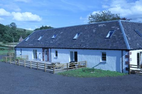 photo of nether kirkton farm cottages
